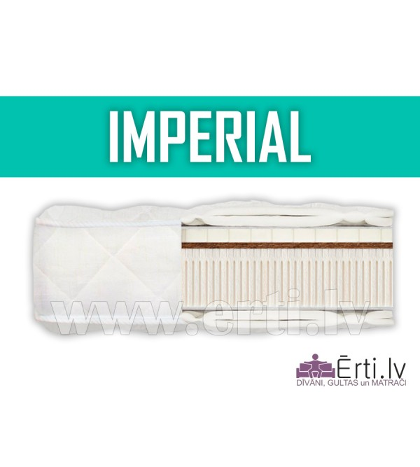 Imperial - Elitārs lateksa matracis