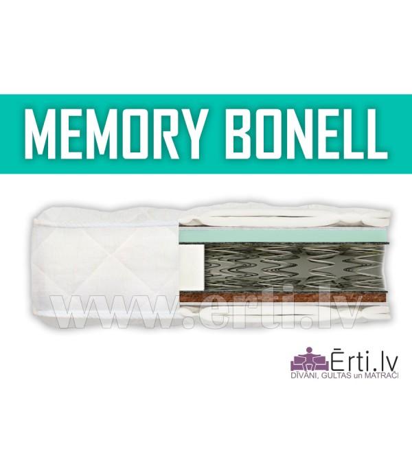 Memory Bonnell - Ērts un lēts memory matracis