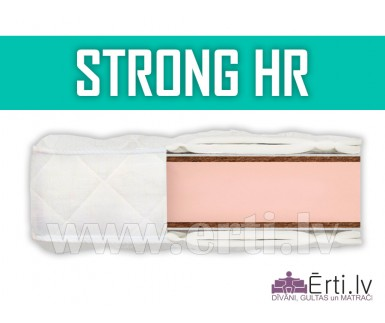 Strong HR - Ciets bezatsperu matracis