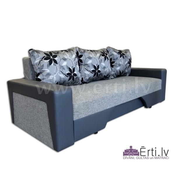 Simba M - Mūsdienīgs izvelkamais dīvāns-gulta - Si...