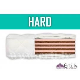 Hard - Ortopēdisks bezatsperu matracis
