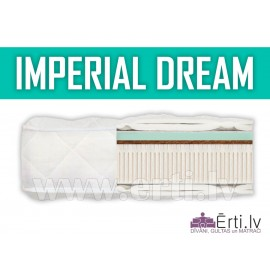 Imperial Dream - Elitārs lateksa matracis ar Memo...
