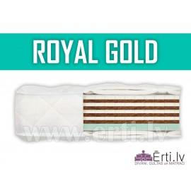 Royal Gold - Bezatsperu matracis ar atmiņas efektu