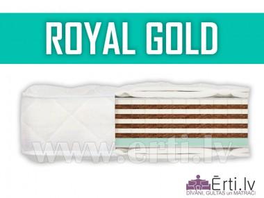 Royal Gold - Беспружинный матрас с эффектом памяти