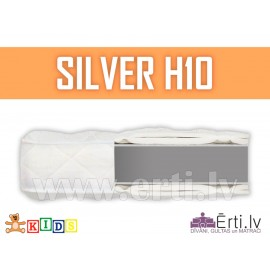 Silver H10 - Bērnu matracis