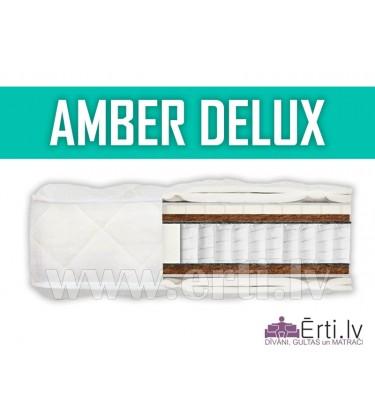 Amber Delux - Elitārs matracis ar lateksu un kokos...