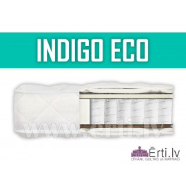 Indigo ECO - Ortopēdisks pocket matracis ar kokosu