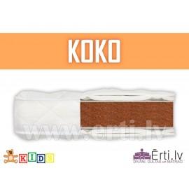 Koko - Гипоаллергенный детский матрас из кокосовой койры