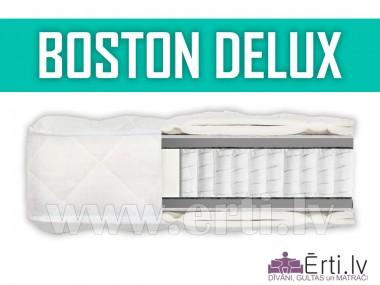 Boston DeLux - Vidēji ciets anatomiskais matracis