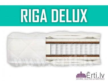 Riga DeLux - Элитный матрас с воздушным латексом и кокосовой койрой
