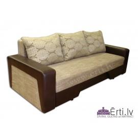 Simba M - Skaists dīvāns-gulta