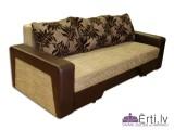 Simba M - Ērts mūsdienīgs dīvāns-gulta