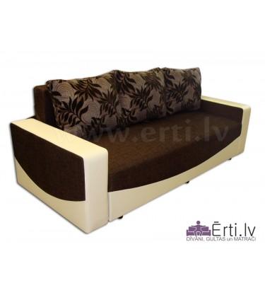 Effekt - Mūsdienīgs izvelkams dīvāns-gulta