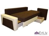 Simba ST - Izvelkams stūra dīvāns-gulta
