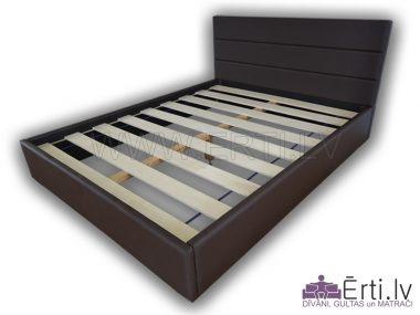 1578Horizont – Современная кровать из эко-кожи
