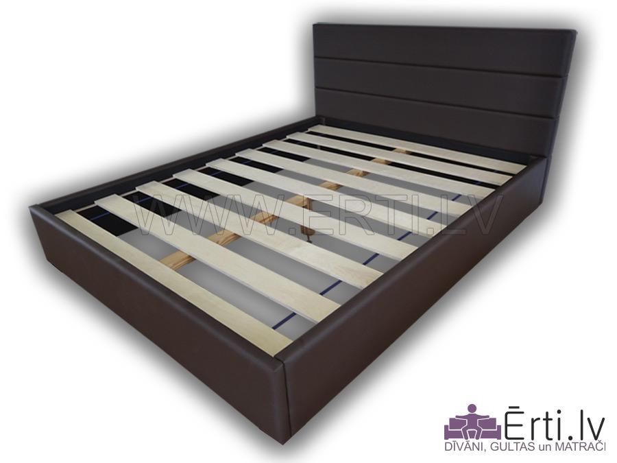 Horizont – Современная кровать из эко-кожи