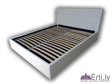 1587Horizont LUX – Современная кровать с ящиком для белья