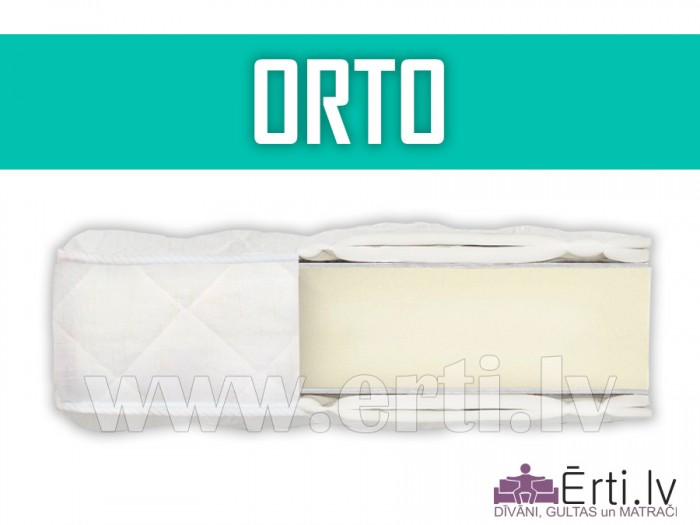 Melisa + Orto – Divguļmās gultas un matrača komplekts tikai 239 Eiro