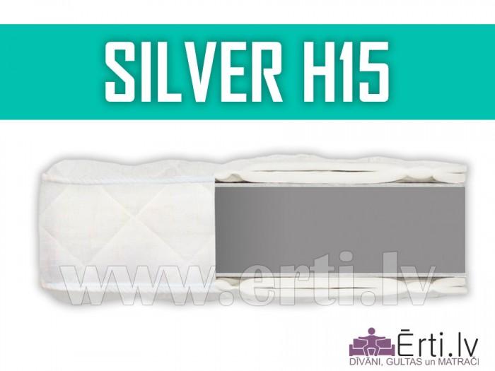 Melisa + Silver H15 – Комплект: двухспальная кровать с матрасом всего 299 Евро
