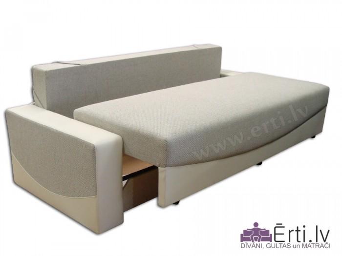 Effekt – Mūsdienīgs dīvāns-gulta
