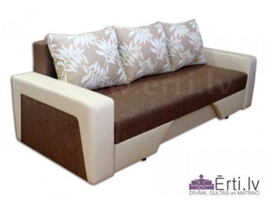 Simba M – Ērts mūsdienīgs dīvāns-gulta