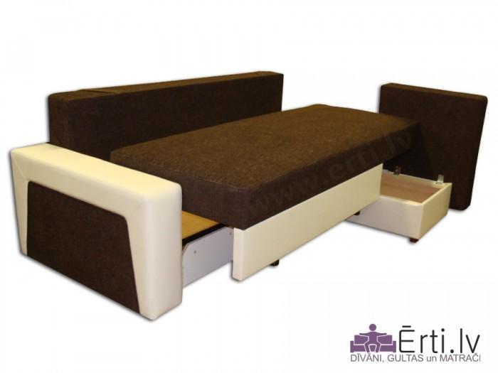 Simba ST – Раскладной угловой диван-кровать