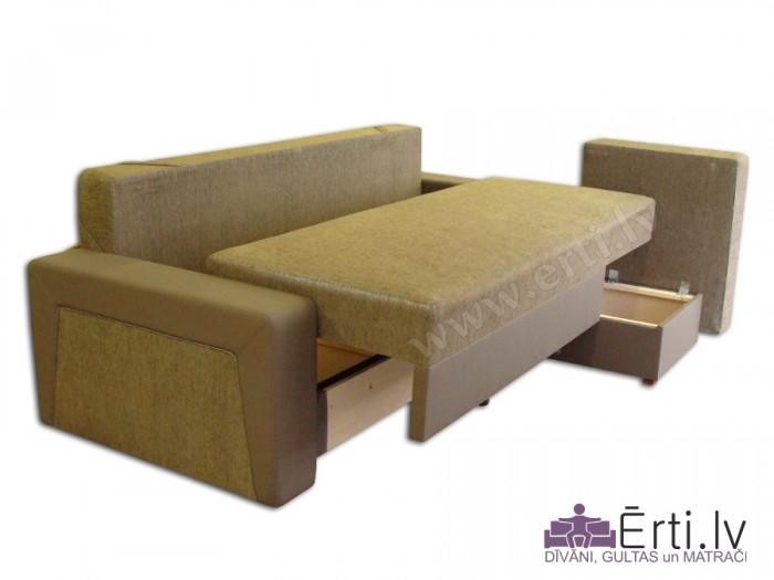 Simba ST – Стильный угловой диван-кровать
