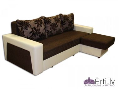 Simba ST – Стильный раскладной угловой диван-кровать