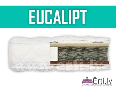 Eucalipt – Mūsdienīgs matracis ar paaugstinātu gaisa cirkulāciju