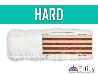 1430Hard – Ortopēdisks bezatsperu matracis