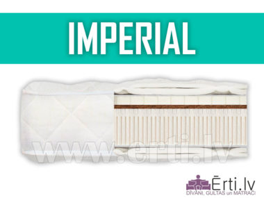Imperial – Elitārs lateksa matracis