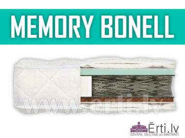 1408Memory Bonnell – Ērts un lēts memory matracis