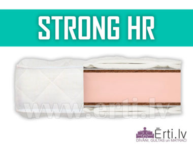 Strong HR – Ciets bezatsperu matracis