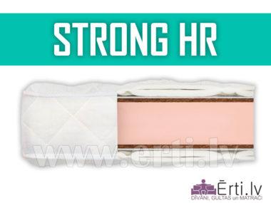 Strong HR – Жесткий беспружинный матрас