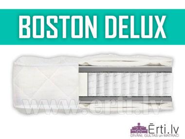Boston DeLux – Анатомический матрас средней жесткости