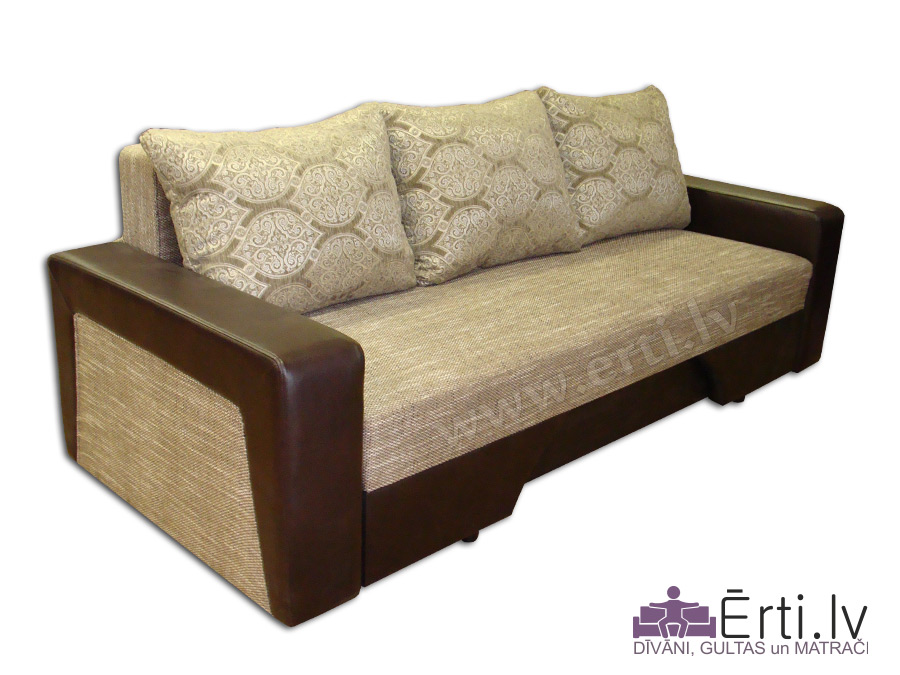 Simba M – Skaists dīvāns-gulta