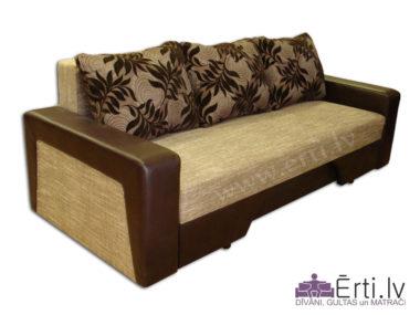 1484Simba M – Ērts mūsdienīgs dīvāns-gulta