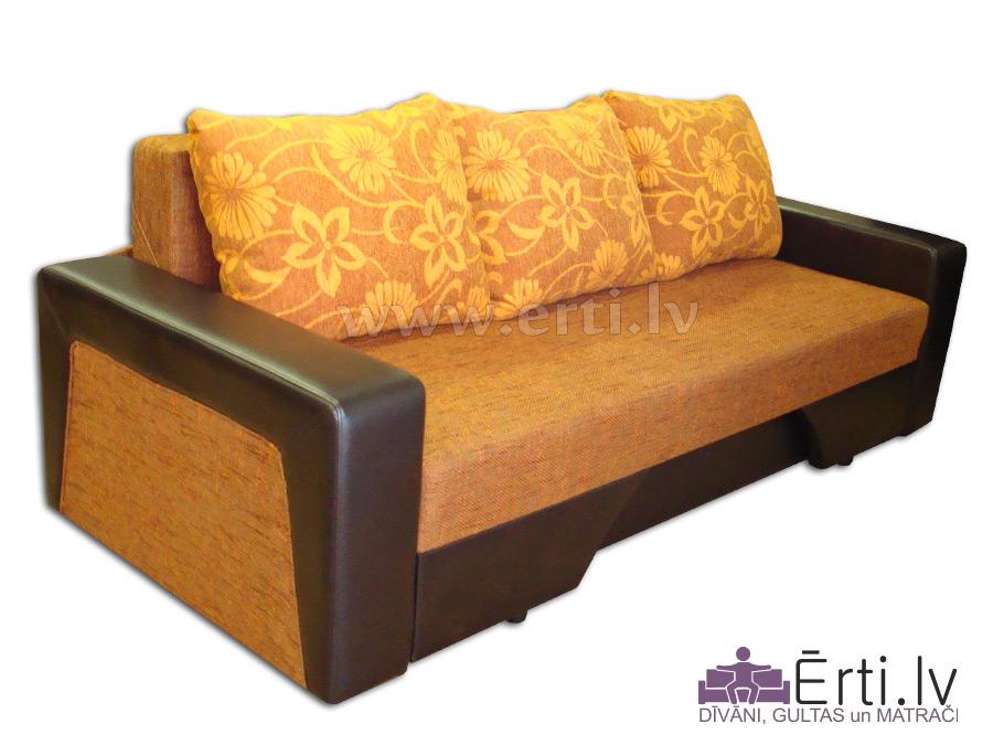 Simba M – Dīvāns-gulta eirogrāmata