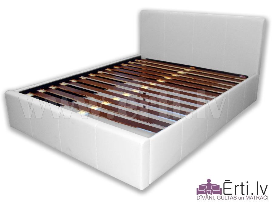 Ella –  Современная кровать из эко-кожи – Хорошая цена!