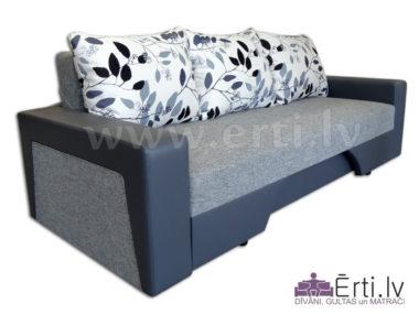 1512Simba M – Mūsdienīgs izvelkamais dīvāns-gulta – Simas