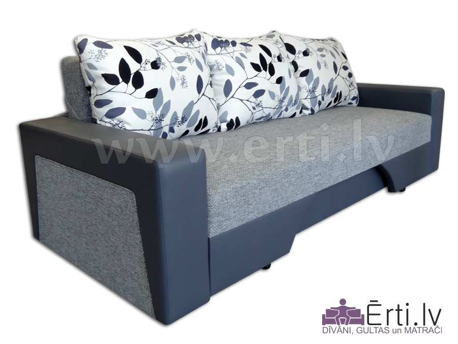 Simba M – Mūsdienīgs izvelkamais dīvāns-gulta – Simas
