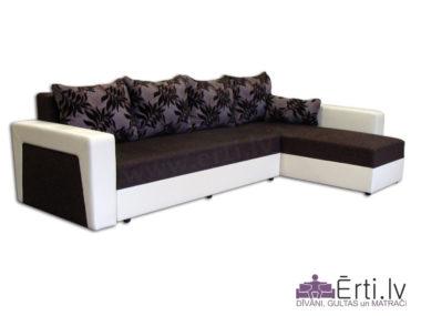 Simba Big – Liels izvelkams stūra dīvāns-gulta