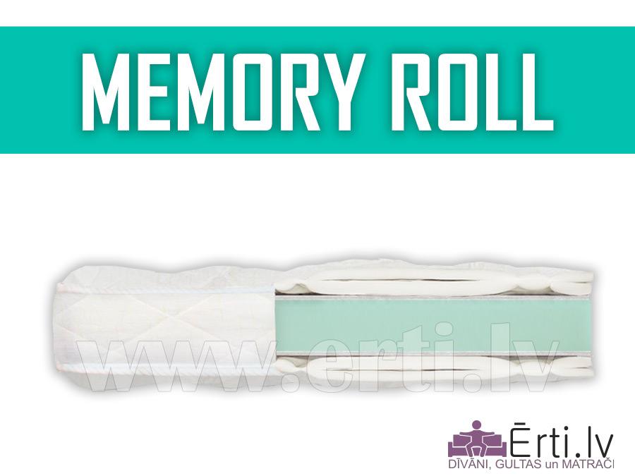 Memory Roll – Virsmatracis no memory putām