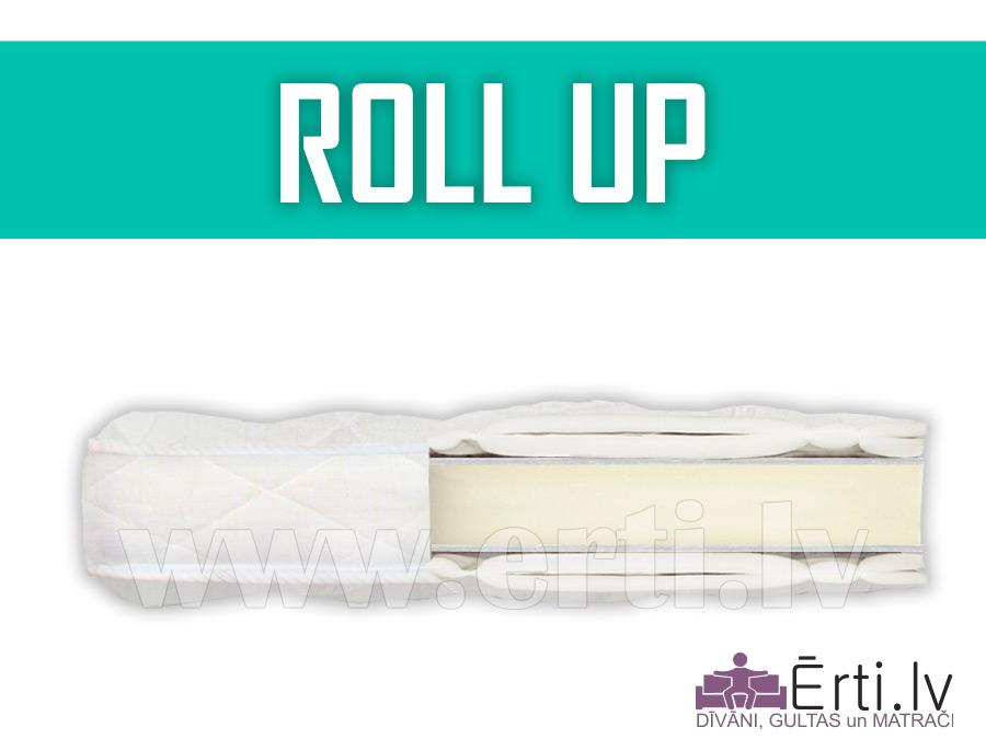 Roll Up – Vidēji mīksts virsmatracis