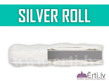 Silver Roll – Vidēji stingrs virsmatracis