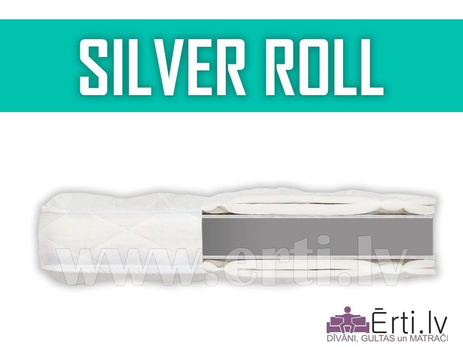 Silver Roll – средне мягкий наматрасник