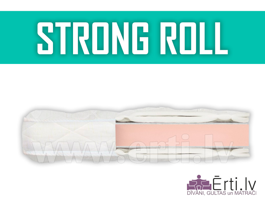 Strong Roll – Stingrs virsmatracis