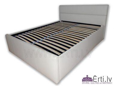 Romeo LUX- Современная кровать с бельевым ящиком и оченьмягким изголовьем