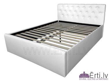 5154Chester – Современная кровать спуговицами