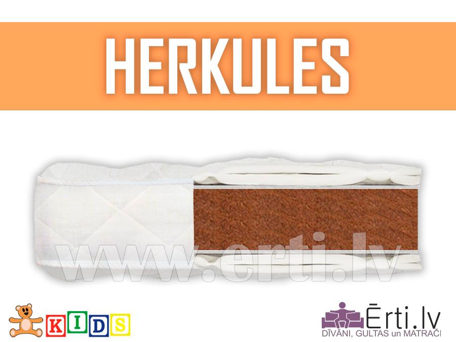 Herkules – Hipoalerģisks kokosa matracis bērniem